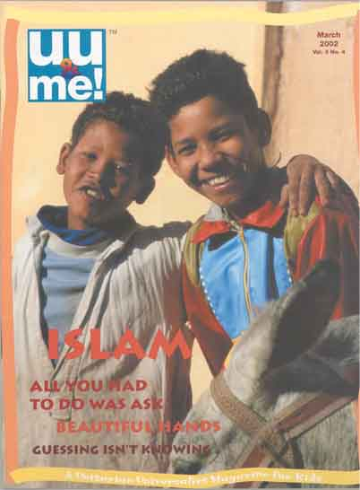 cover, March 2002