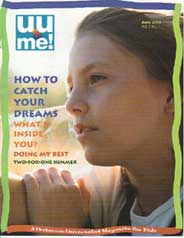 cover, June 2001