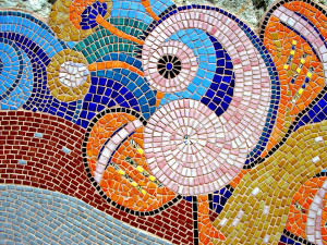 Mosaic in Atsitsa- Peter
